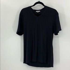 James Perse Standard V-Neck T-Shirt (Size 3)